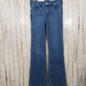 Anthropologie Pilcro mid rise bootcut jeans